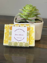 Load image into Gallery viewer, Lovin' Lemon Soap