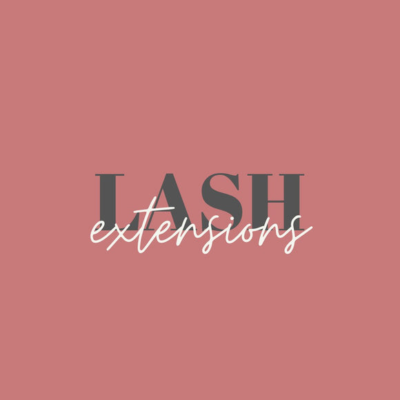 LASH EXTENSION TRAYS