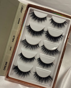 Natural Deluxe Lash Pack
