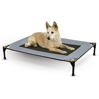 Original Pet Cot, Gray - Pets 5th Avenue