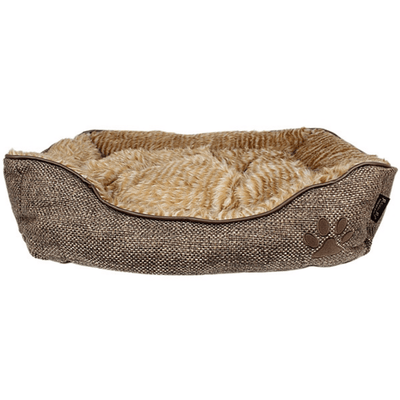 Cabana Lounger - Brown - Pets 5th Avenue