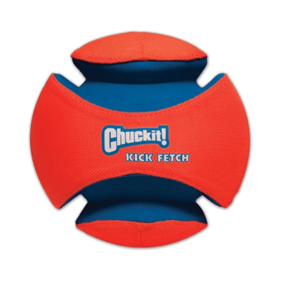 Kick Fetch Ball Dog Toy - Pets 5th Avenue