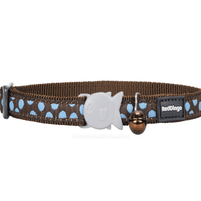 Spots Breakaway Cat Collar - Pets 5th Avenue