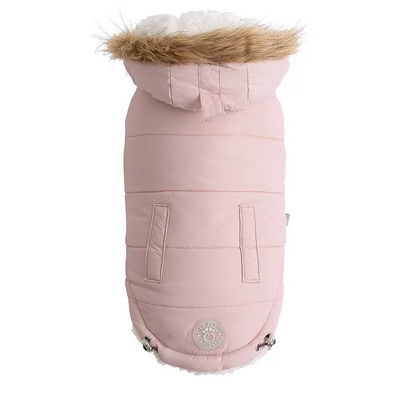 Urban Parka Dog Coat- Pink - Pets 5th Avenue