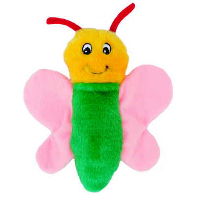 Butterfly Crinkle Dog Toy - Pets 5th Avenue