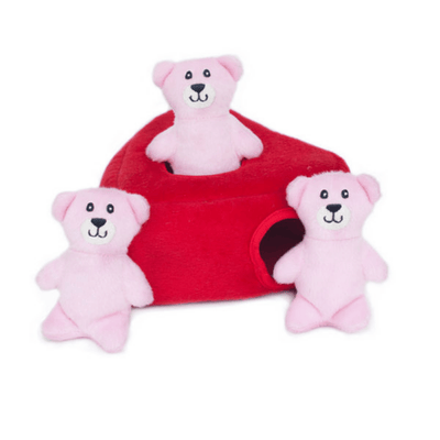 Valentine's Burrow - Heart 'n Bears - Pets 5th Avenue