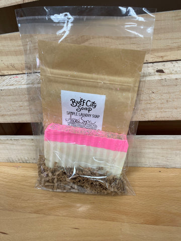 Buff City package of soap for Chocolate and Joy Mother's Day PodPair Box