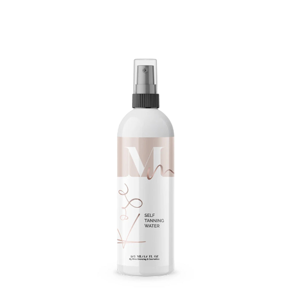 Rose Tanning Water for Face & Body