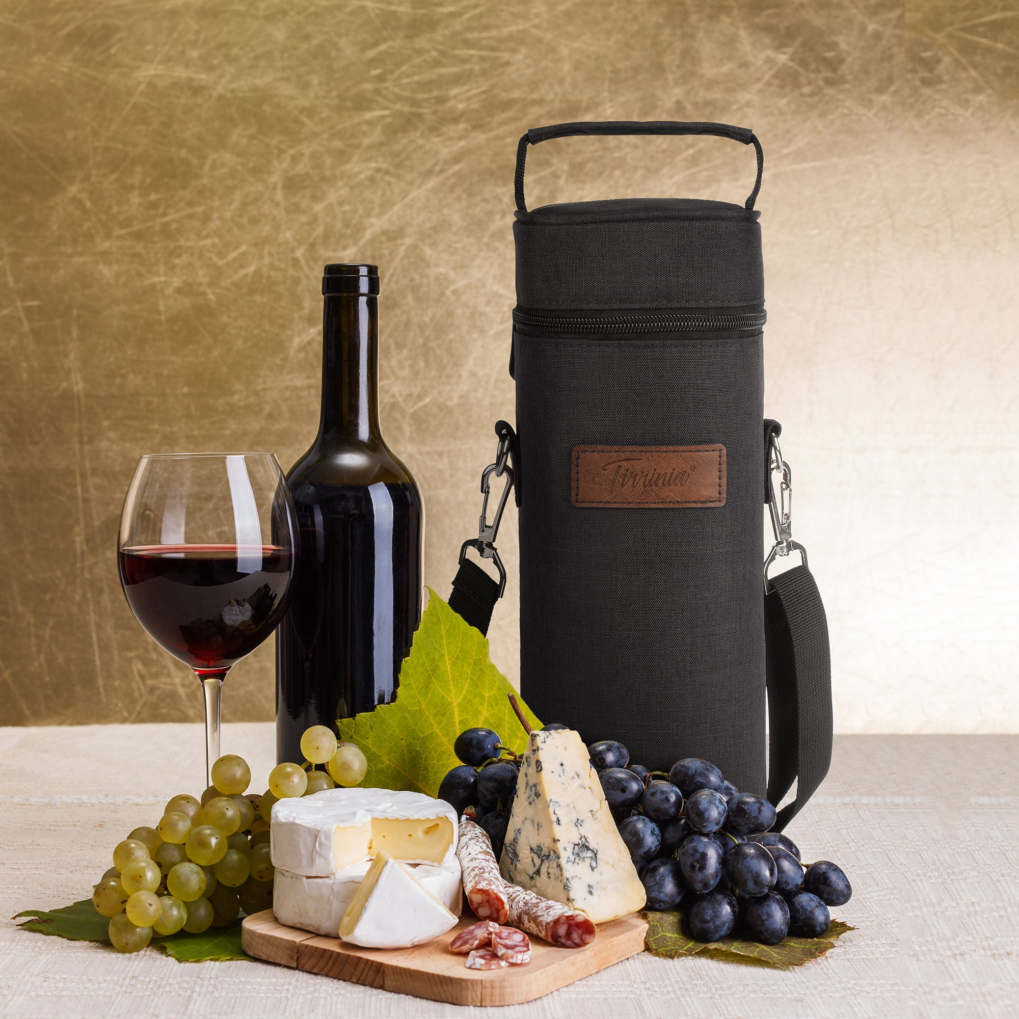 Single Wine Cooler Bags