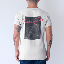 'Techno Tribe' Soundwave - Oversized unisex T-Shirt (COMING SOON - 1st May 2021)