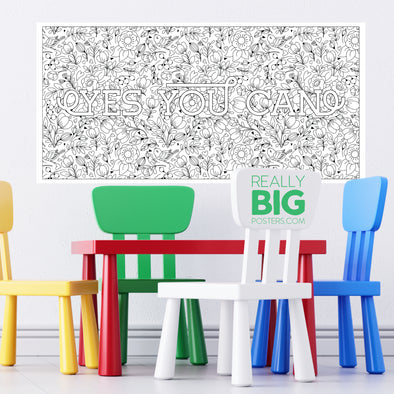 Personalized Doodle Poster (Midgie Size)