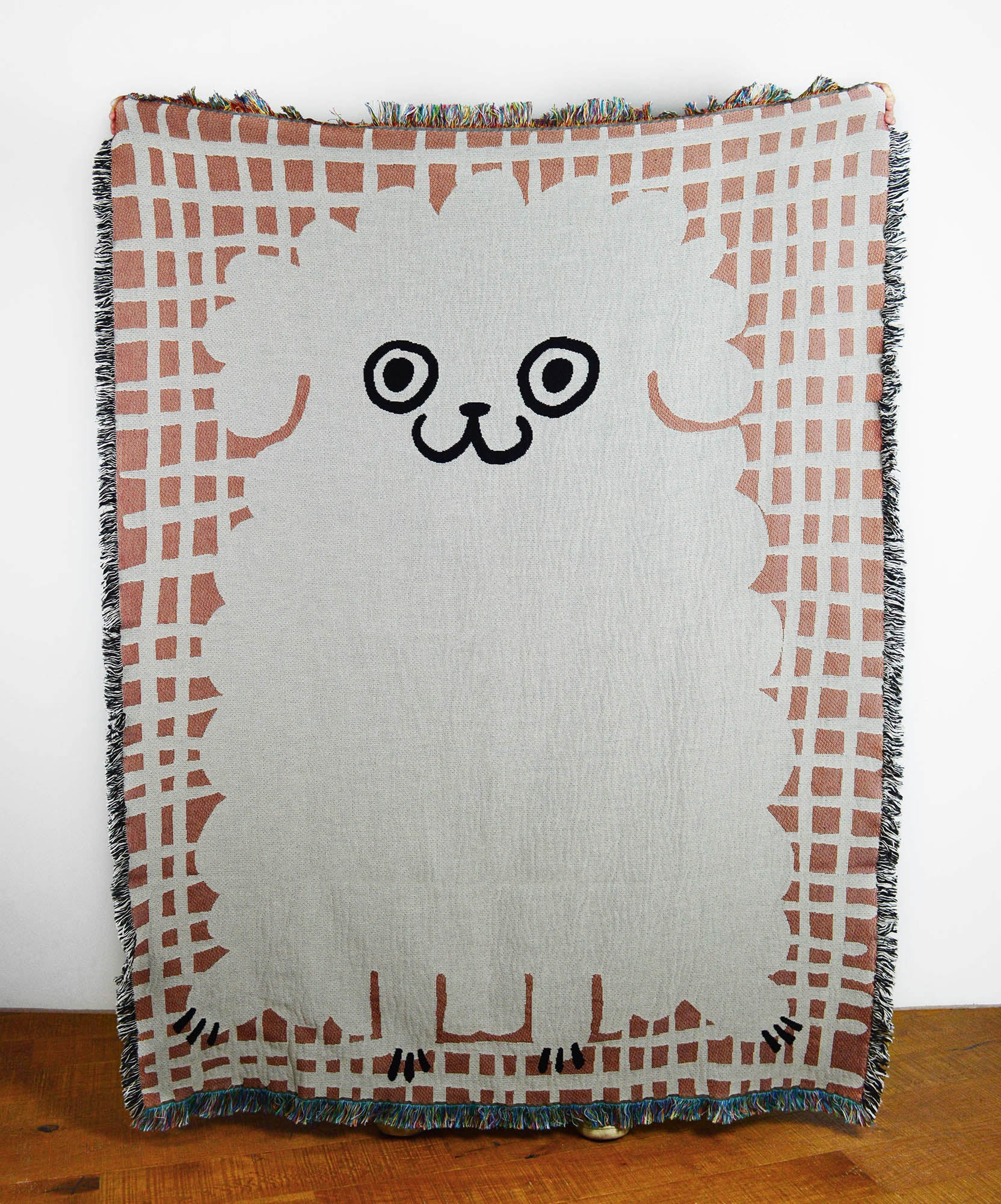 'Cloud Dog' Throw