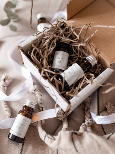Essential Oil Starter Bundle