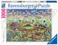Ravensburger 15988 Underwater Kingdom at Dusk 1000p Puzzle