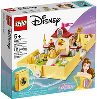 LEGO 43177    Belle's Storybook Adventures