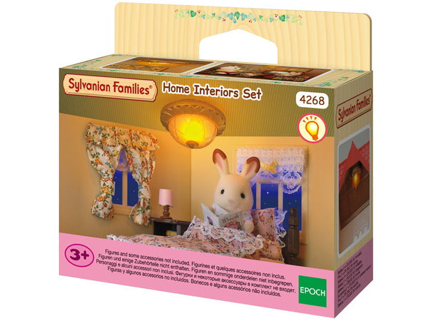 Sylvanian Families    4268    Home Interiors Set