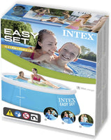 Swimming Pool: 6Ft x 20In Easy Pool Set (1.83m X 51cm)