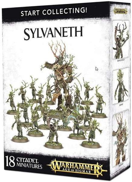 Warhammer Age of Sigmar - Start Collecting Sylvaneth