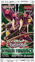 YU-GI-OH!  Invasion: Vengeance Booster Pack