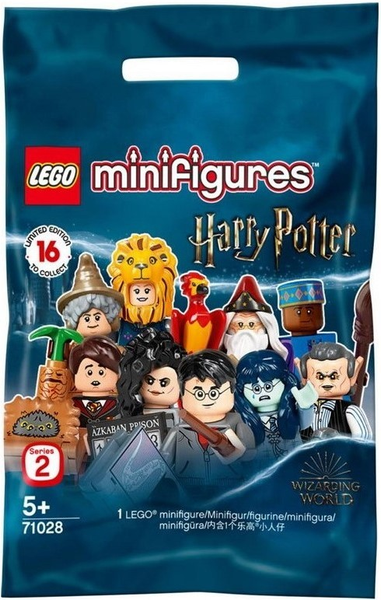 Lego 71028 Minifigure, Harry Potter, Series 2