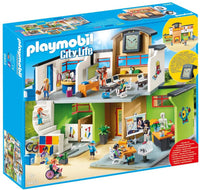 Playmobil 9453 Furnished School Building