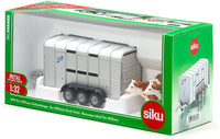 SIKU 2890 Ifor-Williams Stock Trailer