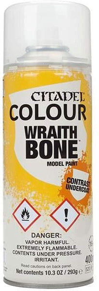 Citadel Model Paint Spray: Wraith Bone