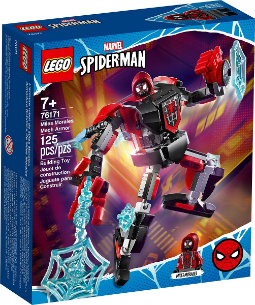 LEGO 76171 Miles Morales Mech Armor