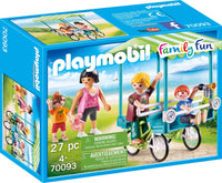 Playmobil 70093 Campsite Bike Ride