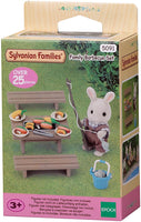 Sylvanian Families 5091 Family Barbecue Set