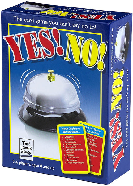 Yes! No! Game