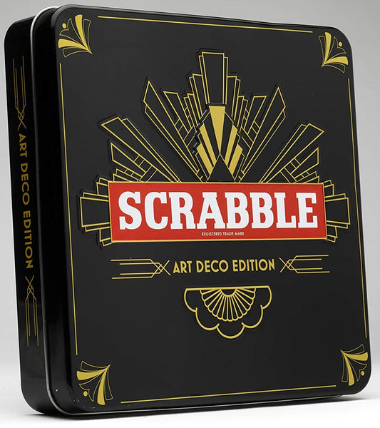 Scrabble Art Deco Edition