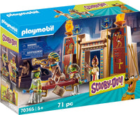 Playmobil    70365    Scooby Doo! Adventure in Egypt