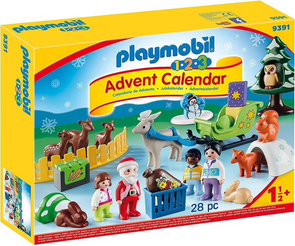 Playmobil 9391 123 Advent Calendar