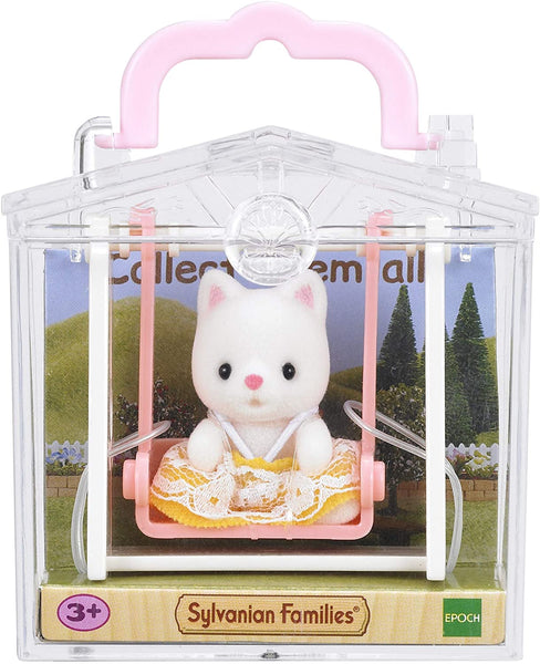 Sylvanian Families 5201 Cat on Swing Baby Carry Case