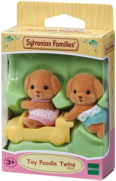 Sylvanian Families 5425 Toy Poodle Twins