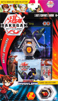Bakugan Deluxe Battle Brawlers Card Collection