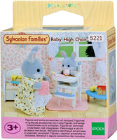 Sylvanian Families    5221   Baby Highchair