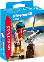 Playmobil    5378    Pirate with Canon