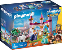 Playmobil THE MOVIE 70077 Marla in the Fairytale Castle
