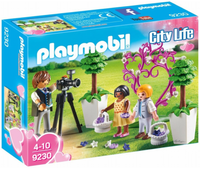 Playmobil 9230 Flower Children and Photographer