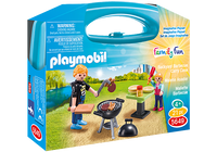 Playmobil 5649 BBQ Carry Case