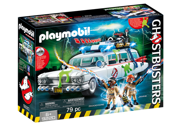 Playmobil 9220 Ghostbusters™ Ecto-1