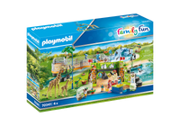 Playmobil 70341 Family Fun Large Zoo