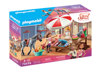 Playmobil 70696 Spirit: Untamed Miradero Candy Stand