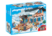 Playmobil 9280 Ski Lodge