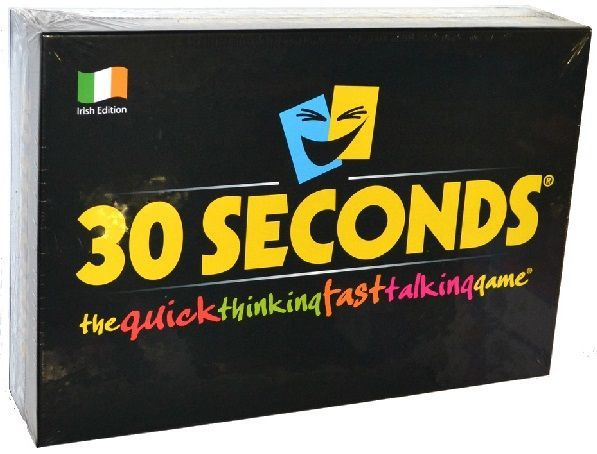 30 seconds