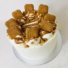 Load image into Gallery viewer, Biscoff & Caramel Mini Cake