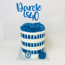 Load image into Gallery viewer, Football Cake (Various Options)