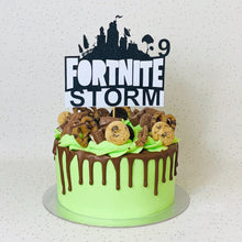 Load image into Gallery viewer, Fortnite Mini Cake